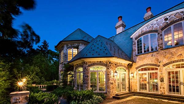 Ellison Estate Woodside, Californie, Etats-Unis