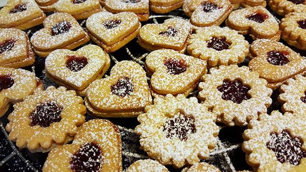Les biscuits de noël, toujours tendance