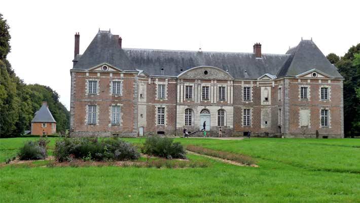 Château de Bosmelet, monument d'architecture du patrimoine francais