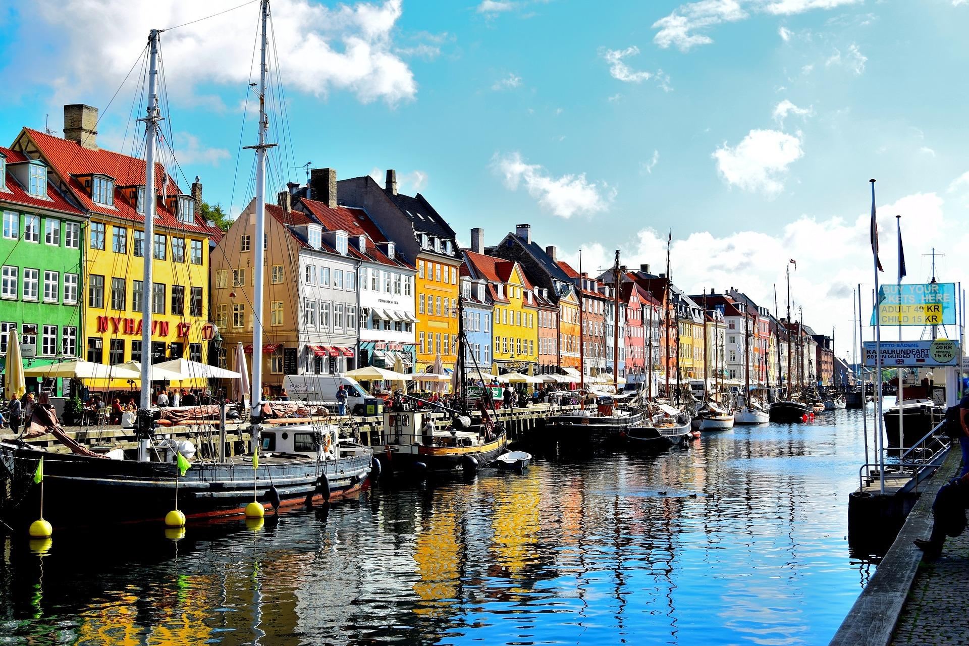 Copenhague au Danemark est la ville la plus écologique d'Europe