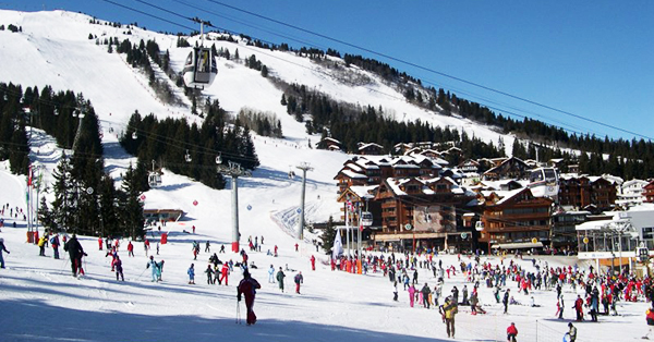 Prix moyen au mètre carré dans les Alpes