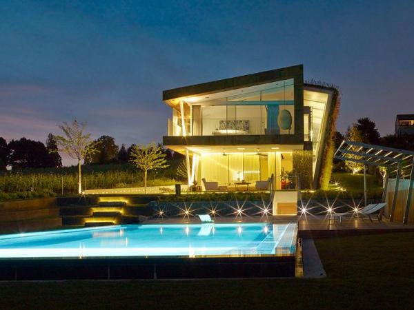 Le projet Jewelbow, une maison ultra-connectée, écologique et autosuffisante