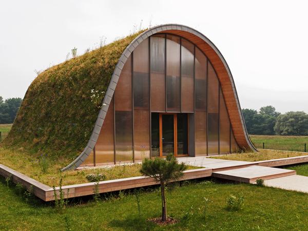 Projet de maison écologique à Reims