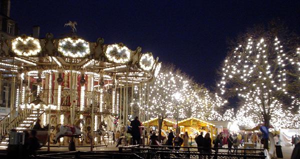 Bordeaux, un marché de Noël à ne pas manquer
