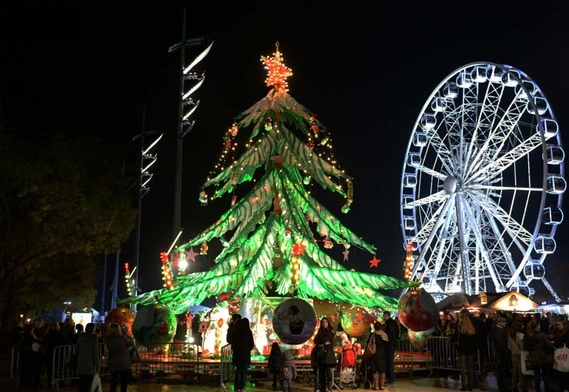 Le marché de Noël de Metz