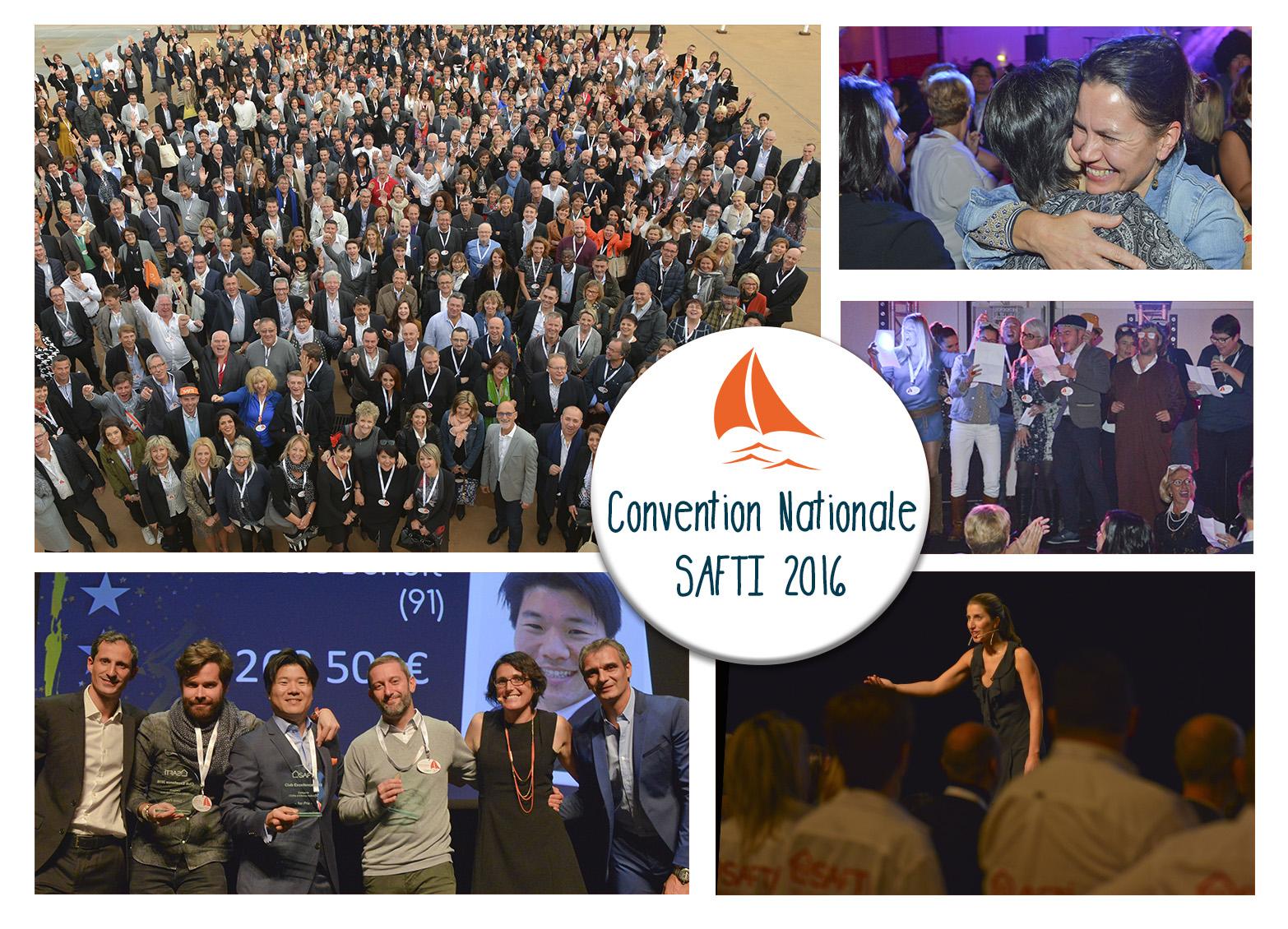 Convention SAFTI à La Rochelle en 2016