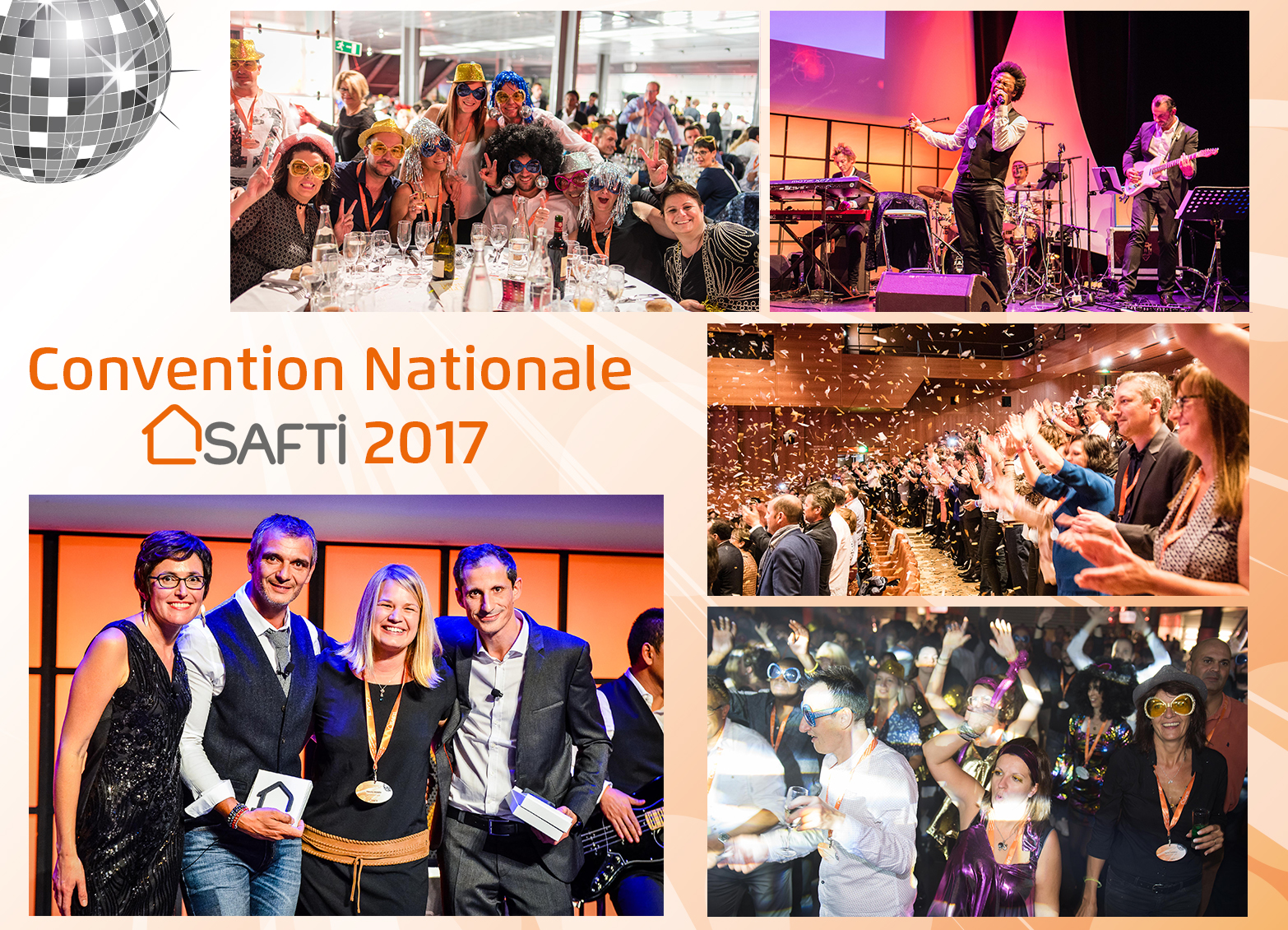Convention nationale SAFTI 2017