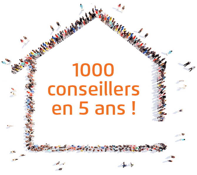 SAFTI : 1000 conseillers immobiliers en 5 ans