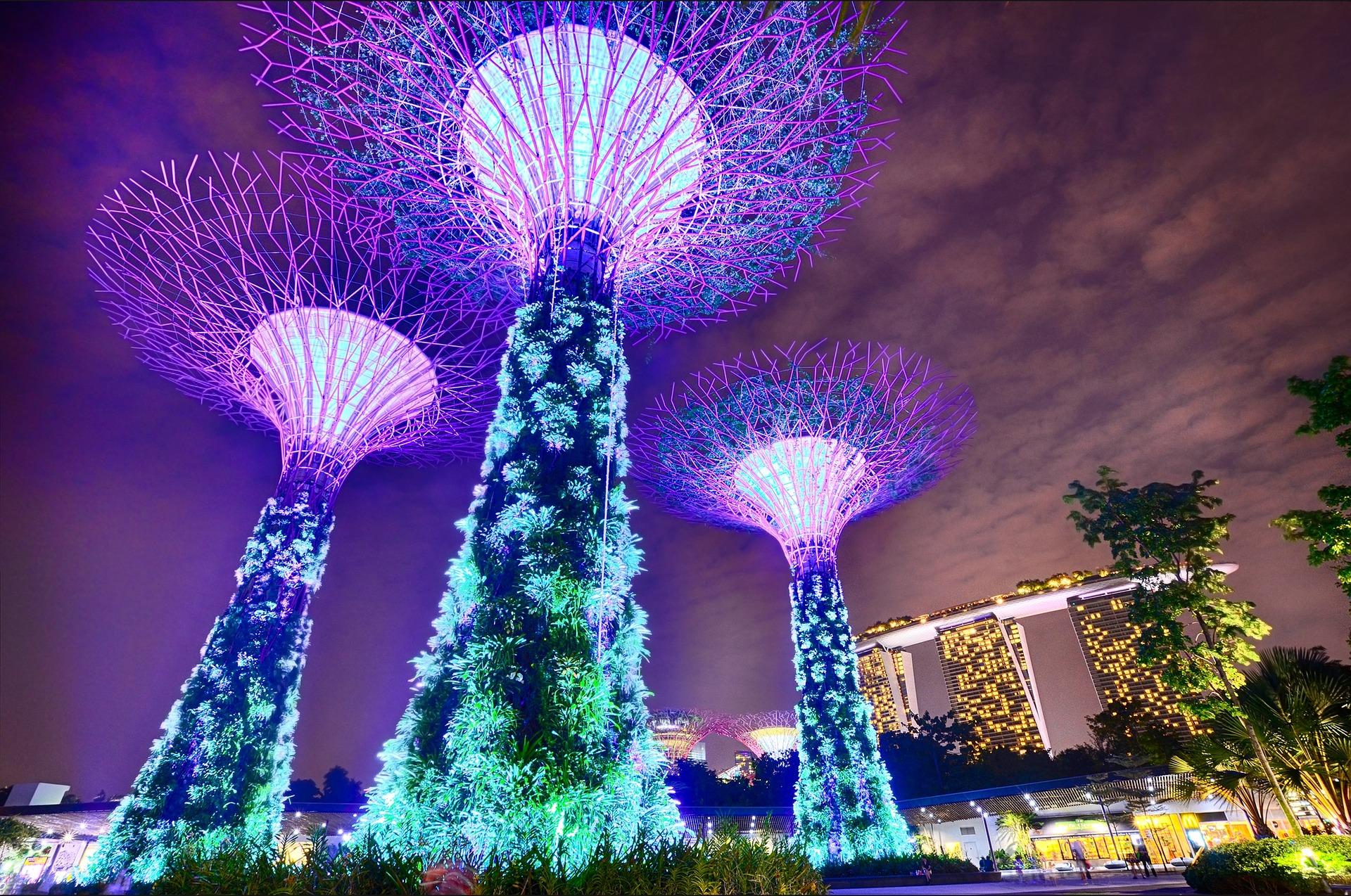 Le développement urbain de Singapour respectueux de l'environnement