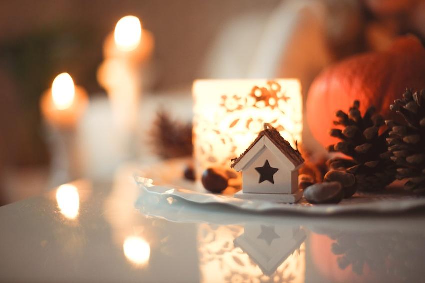 Le style Hygge, la tendance déco de Noël en 2017