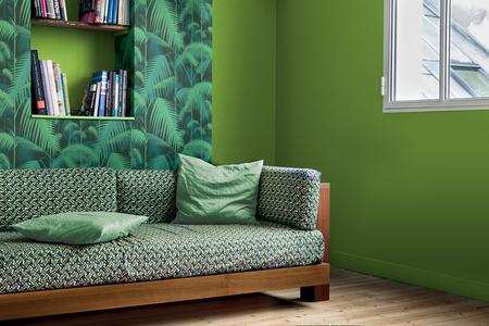 Le vert Greenery est la couleur pantone de l'année 2017