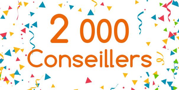 SAFTI fête son 2 000ème conseiller SAFTI