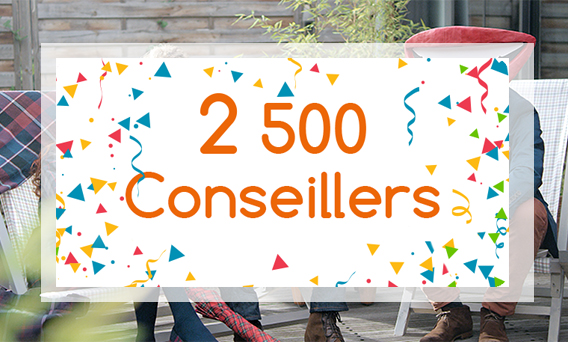 2 500 conseillers immobiliers SAFTI