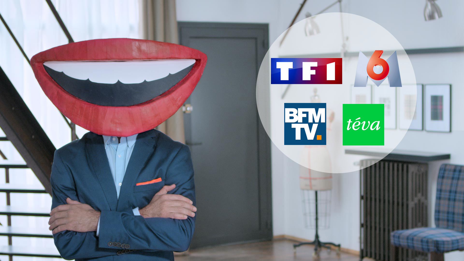 Campagne publicitaire SAFTI à la TV