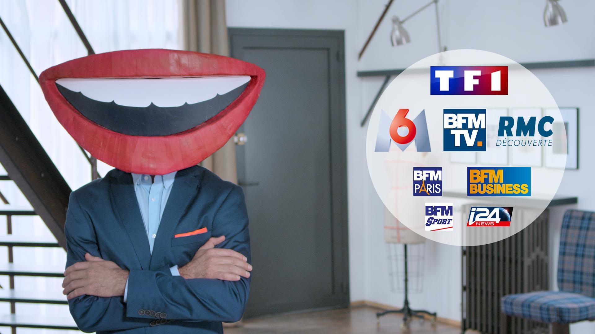 SAFTI très présent à la tv cet été : M6, TF1 et BFM TV