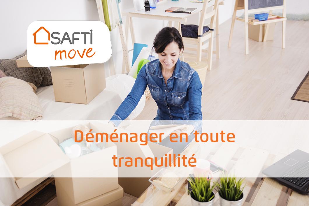 Déménagez en toute sérénité avec SAFTI Move